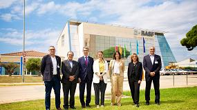 Foto de La Consejera de Agricultura de la Generalitat de Catalunya visita las instalaciones de BASF en Tarragona