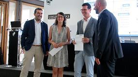 Foto de El proyecto In[Between] se alza con el primer premio del 'Concurso de Arquitectura Edificio Zero Kömmerling'