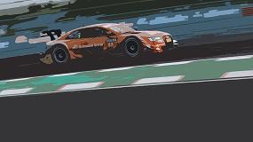 Foto de Hoffmann Group te lleva a la carrera del DTM. Descubre cómo…