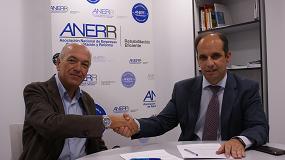 Foto de Anerr amplía sus servicios al socio con la firma de un acuerdo con AGM Abogados