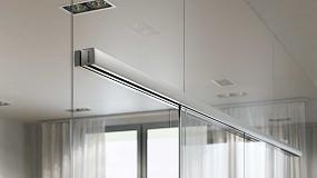 Foto de Sistema de puertas correderas Geze Levolan: simplicidad funcional y facilidad de movimiento