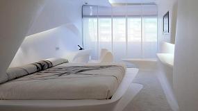 Foto de Hi-Macs by LG Hausys, el solid surface distribuido por Gabarró que ofrece ilimitadas soluciones para la arquitectura