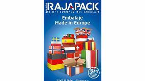 Foto de Rajapack lanza su nuevo catálogo con más de 4.000 referencias disponibles y con entrega en 24/48 horas