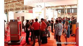 Foto de Expobiomasa concede el Premio a la Innovación 2017 a la empresa Biocurve por su caldera de condensación de astilla