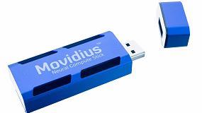 Foto de RS Components presenta el nuevo Intel Movidius Neural Compute Stick para proyectos de aprendizaje profundo