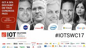 Foto de Descuento IoT Solutions World Congress 2017