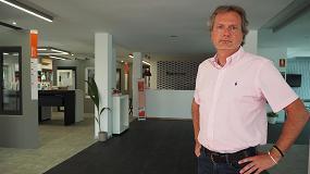 Foto de Entrevista a Rafael Capilla, responsable de ventas de Finstral S.A.