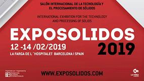Foto de Exposolidos celebrará su novena edición en febrero del 2019