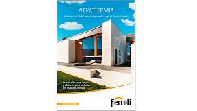 Foto de Nuevo catálogo de aerotermia de Ferroli