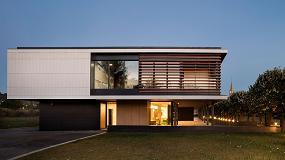 Foto de Un centro residencial con alma, realizado con sistemas de carpintería de aluminio Technal