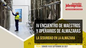 Foto de El IV Encuentro de Maestros y Operarios de Almazaras pone el foco en la seguridad en la almazara