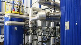 Foto de Amplia gama de calderas de aceite de Aningas-Ergos en Expoquimia