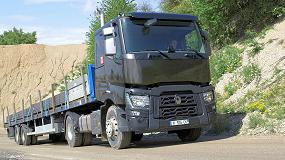 Foto de Renault Trucks facilita la renovación de la flota con una oferta especial de sus gamas C y K