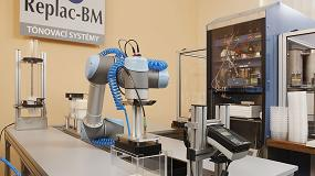 Foto de Precisión en los procesos químicos a través de robots colaborativos