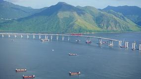 Foto de El puente que une Hong Kong y Macao 'se moverá' gracias a thyssenkrupp