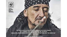 Foto de El embajador mundial del jamón ibérico Florencio Sanchidrián colabora con PEFC