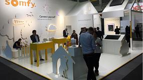Foto de Somfy se refuerza en el sector de la 'Smart Home'