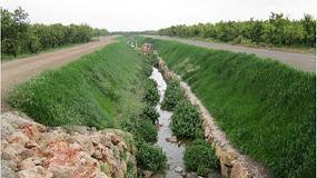 Fotografia de Grupo Projar recomienda el uso de revestimientos sintéticos permanentes para evitar la erosión en cauces por lluvias