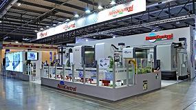 Foto de Los centros de mecanizado de Rema Control, también en la EMO