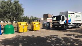Foto de La Diputación de Toledo presentó los nuevos contendores de carga lateral de Contenur