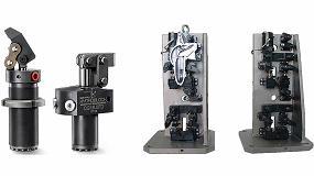 Foto de Conectores para útiles de mecanizado, protagonistas del stand de Hydroblock
