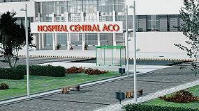 Fotografia de ACO presenta una aplicación para conocer las soluciones de drenaje y tratamiento de aguas pluviales y residuales específicas para la construcción de hospitales