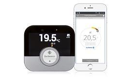 Foto de De Dietrich lanza su nuevo termostato ambiente modulante Wifi Smart TCº