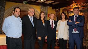 Foto de Alfonso Tajada, gerente de Agromet Ejea, nuevo presidente de Ansemat