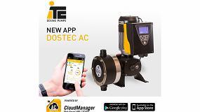 Foto de ITC presenta la nueva APP y nuevas funciones avanzadas para su bomba dosificadora de control avanzado Dostec AC