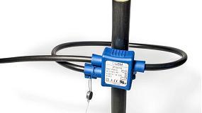 Picture of Unidad universal de análisis de redes y alarmas con transformador de corriente para sonda Rogowski