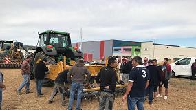 Fotografia de Soluciones de AG Group para la preparación del terreno