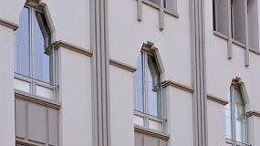 Foto de El colegio María Inmaculada de Pamplona apuesta por el sistema de ventanas Euro-Design 70 de Rehau
