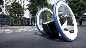 Foto de Hankook Tire presenta su concepto de neumáticos del futuro