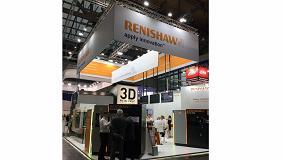 Foto de La medición integrada, foco de atención de Renishaw en EMO Hannover 2017