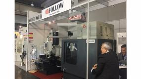 Foto de Follow Machines participa por primera vez en la EMO de Hannover