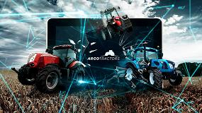 Fotografia de Apuesta digital de Argo Tractors para reforzar el reconocimiento de las marcas Landini, McCormick y Valpadana