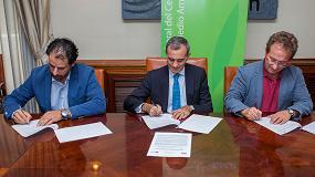 Foto de Oficemen, CC OO de Construcción y Servicios y UGT-FICA firman el V Acuerdo Estatal de la Industria Cementera