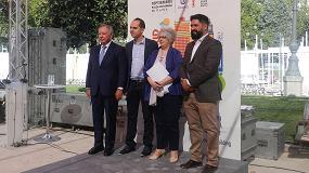 Picture of La Plaza de España de Madrid acoge la presentación de Rehabitar Madrid 2017 de la mano de Ifema y el Ayuntamiento de Madrid