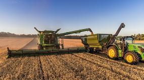 Fotografia de Las ventas de tractores nuevos crecen un 7% en los dos primeros tercios del año