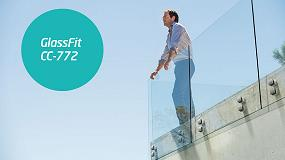 Foto de El nuevo sistema GlassFit CC-772 ofrece seguridad y transparencia con un diseño minimalista
