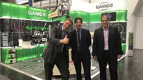 Picture of Gamor empieza la EMO con buen pie