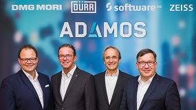 Picture of Nace Adamos, una nueva alianza entre fabricantes de maquinaria y empresas para la Industria 4.0