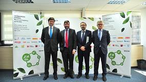 Foto de 15 empresas españolas arrancan el proyecto nacional de Lean&Green para reducir un 20% en 5 años las emisiones de la logística y el transporte