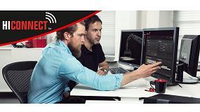 Foto de Hiab amplía su oferta de soluciones de conectividad