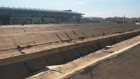 Foto de Lotum participa en la impermeabilización del Palau de Gel del Fútbol Club Barcelona