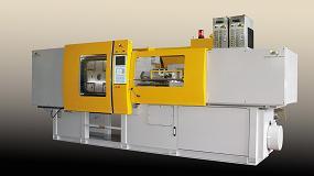 Foto de La empresa italiana IMG expone una máquina GUM 450/900 en marcha en Equiplast