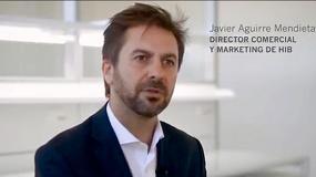 Foto de Entrevista a Javier Agirre, socio fundador y director comercial y Marketing de Hib