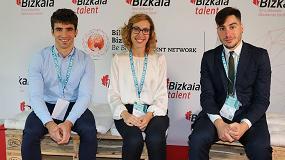 Foto de Bizkaia Talent y SRUK/CERU entregan la primera edición de los premios Young Basque Investigator Award