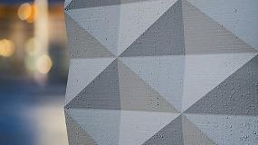 Picture of Ulma en una innovadora fachada ventilada con textura 3D, en Finlandia