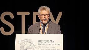 """Foto de """"Acompañar a las empresas en la adopción de las tecnologías aditivas, investigar y formar son los pilares básicos de IAM3DHUB"""""""